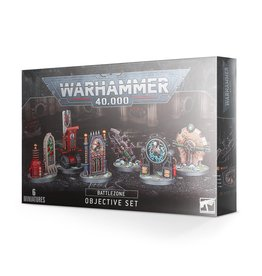 Warhammer 40,000 Battlezone Objective Set