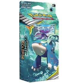 Pokemon Cosmic Eclipse Theme Deck [Kyogre]