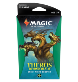 Theros Beyond Death - Theme Booster Pack [Green]