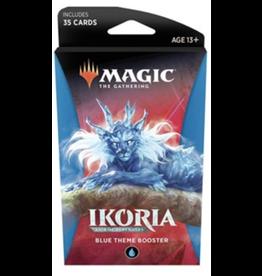 Ikoria: Lair of Behemoths - Theme Booster [Blue]