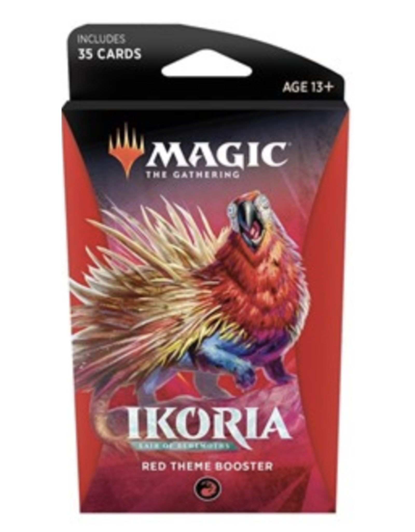 Ikoria: Lair of Behemoths - Theme Booster [Red]
