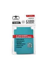 Ultimate Guard Card Dividers Standard Petrol