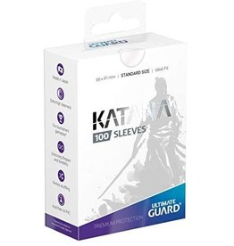 Ultimate Guard Katana Sleeves 100 Transparent