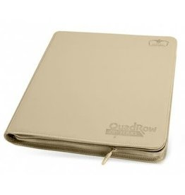 Ultimate Guard QuadRow ZipFolio Xenoskin Sand