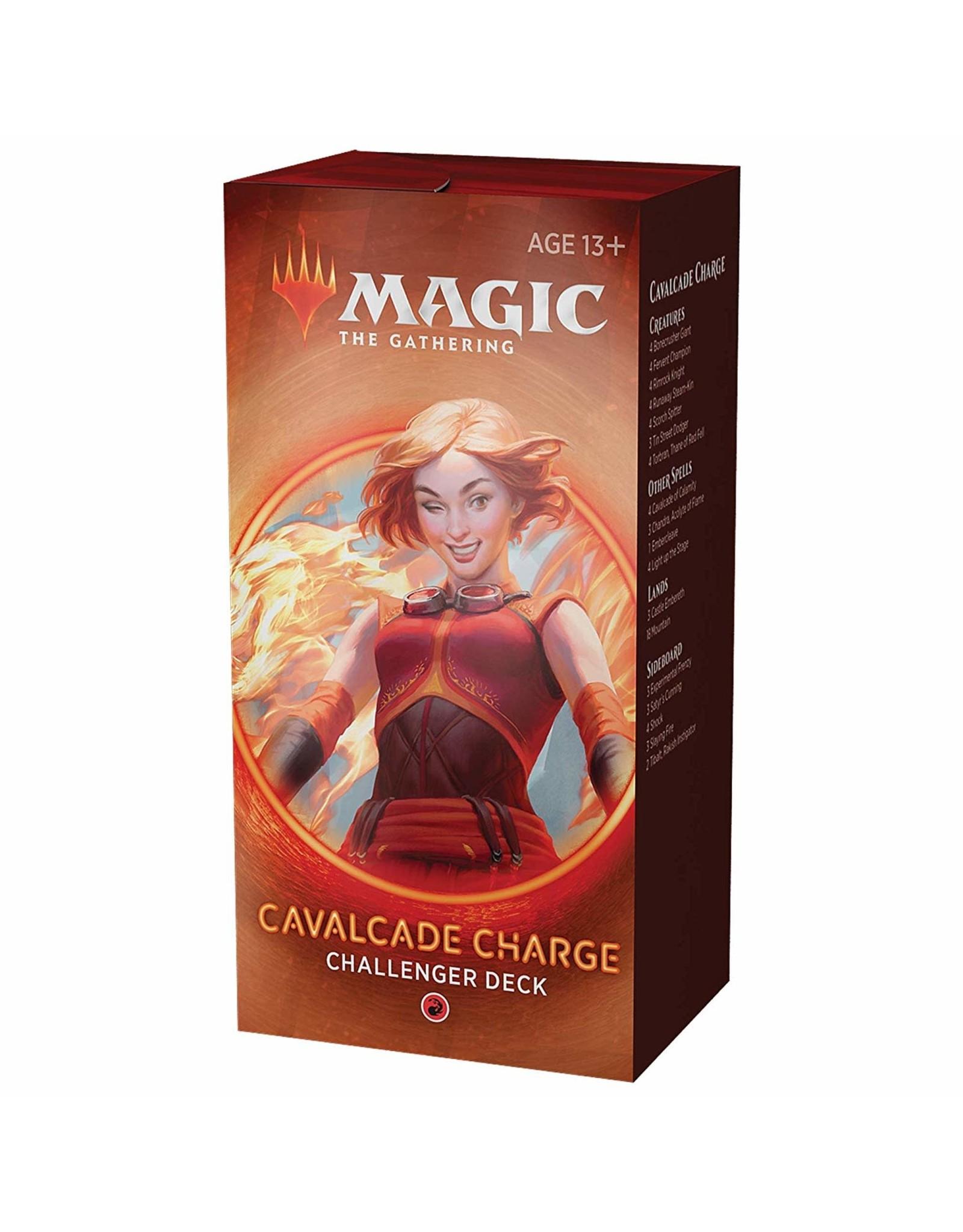 Challenger Deck 2020: Cavalcade Charge