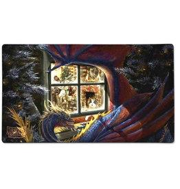 Arcane Tinmen Christmas Dragon Playmat