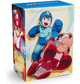 Arcane Tinmen 'Mega Man & Rush' Art Sleeves Classic 100 Standard