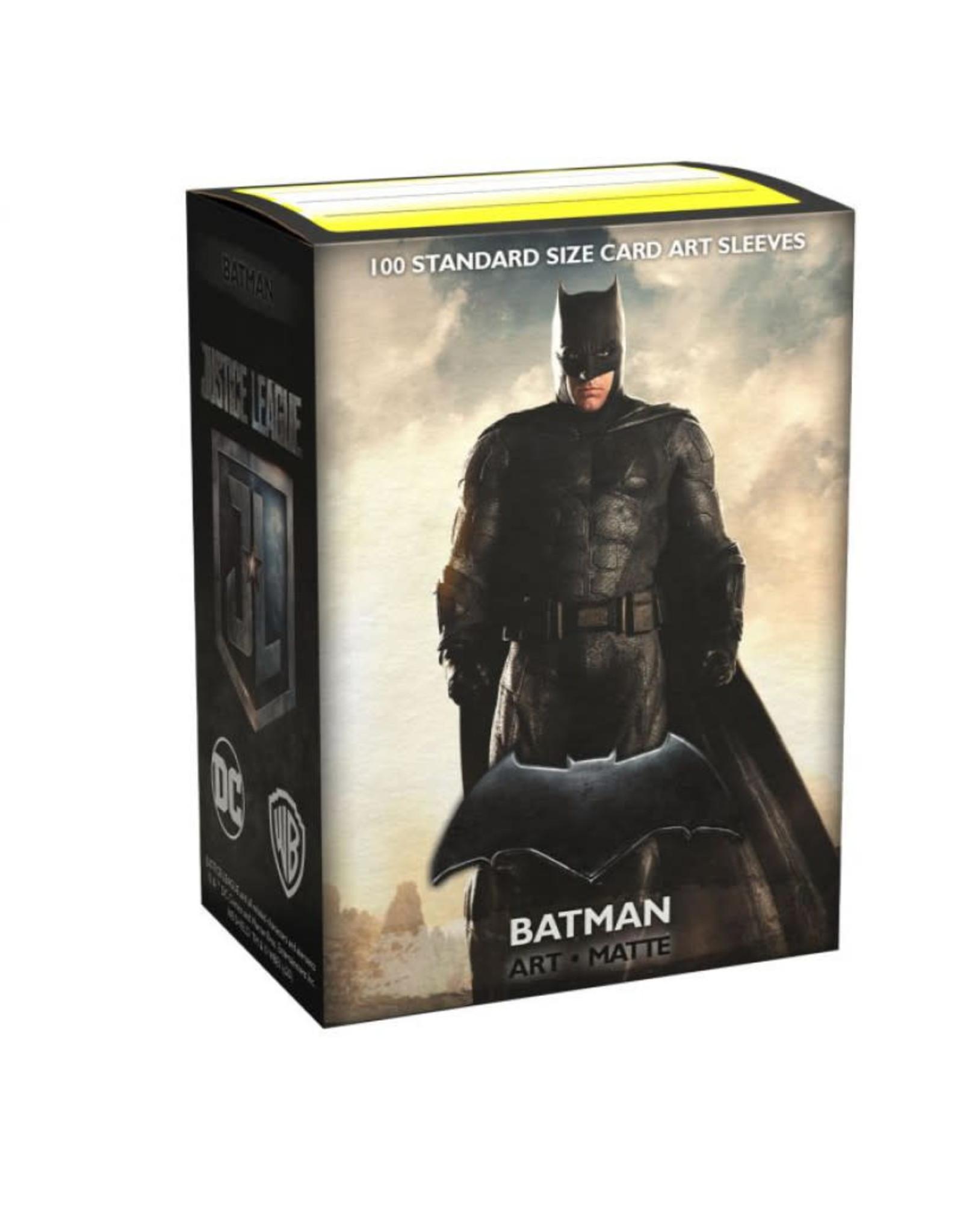 Arcane Tinmen 'Batman' Art Sleeves Matte 100 Standard