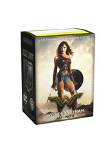 Arcane Tinmen 'Wonder Woman' Art Sleeves Matte 100 Standard