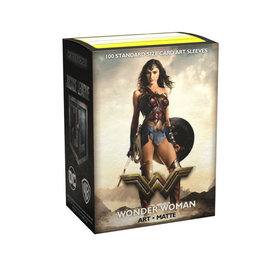 Arcane Tinmen Dragon Shield 'Wonder Woman' Art Sleeves Matte 100 Standard