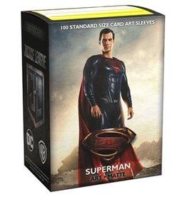 Arcane Tinmen Dragon Shield 'Superman' Art Sleeves Matte 100 Standard
