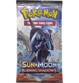 Pokemon Burning Shadows Booster Pack