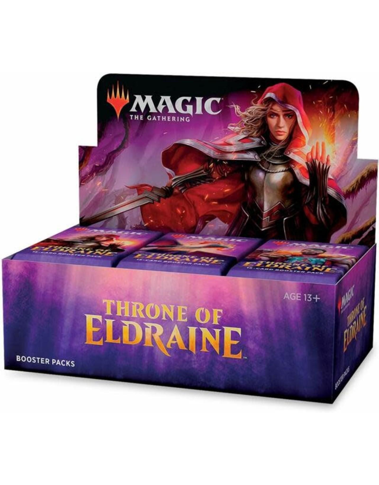 Magic: The Gathering Throne of Eldraine Booster Box