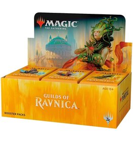 Magic: The Gathering Guilds of Ravnica - Booster Box