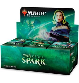 Magic: The Gathering War of the Spark - Booster Box