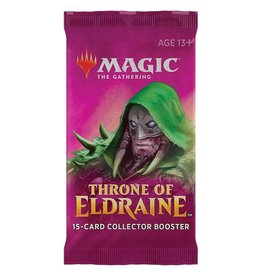 Magic: The Gathering Throne of Eldraine - Collector Booster Pack
