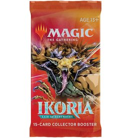 Magic: The Gathering Ikoria: Lair of Behemoths - Collector Booster Pack