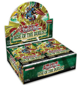 Konami Rise of the Duelist Booster Box [1st Edition]