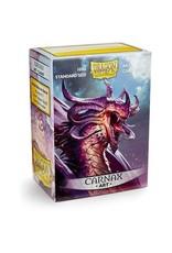 Arcane Tinmen Dragon Shield Carnax' Art Sleeves Classic 100 Standard