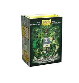 Arcane Tinmen Dragon Shield King Mothar Vanguard' Art Sleeves Matte 100 Standard