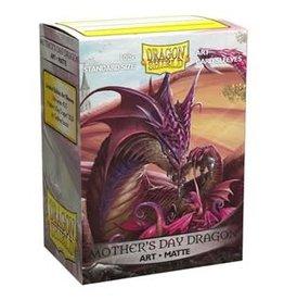 Arcane Tinmen Mother's Day Dragon' Art Sleeves Matte 100 Standard