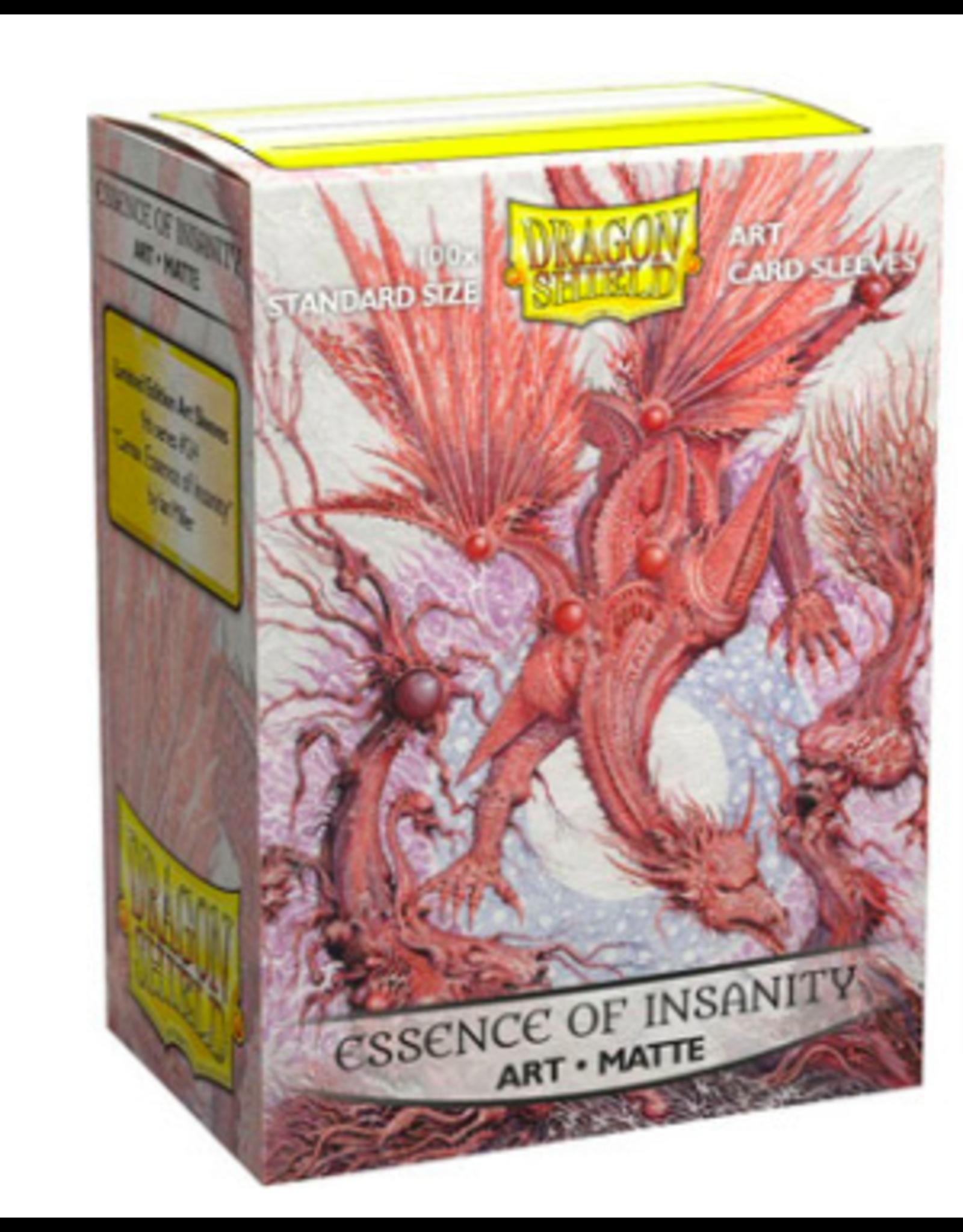 Arcane Tinmen Essence Of Insanity' Art Sleeves Matte 100 Standard