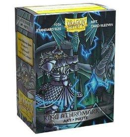 Arcane Tinmen King Athromark III' Art Sleeves Matte 100 Standard