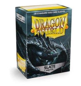 Arcane Tinmen Dragon Shield Slate Matte 100 Standard