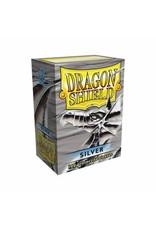 Arcane Tinmen Dragon Shield Silver Classic 100 Standard