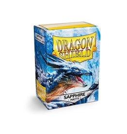 Arcane Tinmen Dragon Shield Sapphire Matte 100 Standard