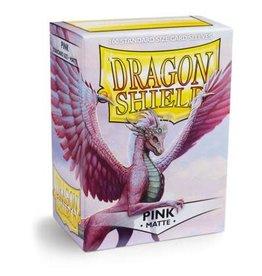 Arcane Tinmen Dragon Shield Pink Matte 100 Standard
