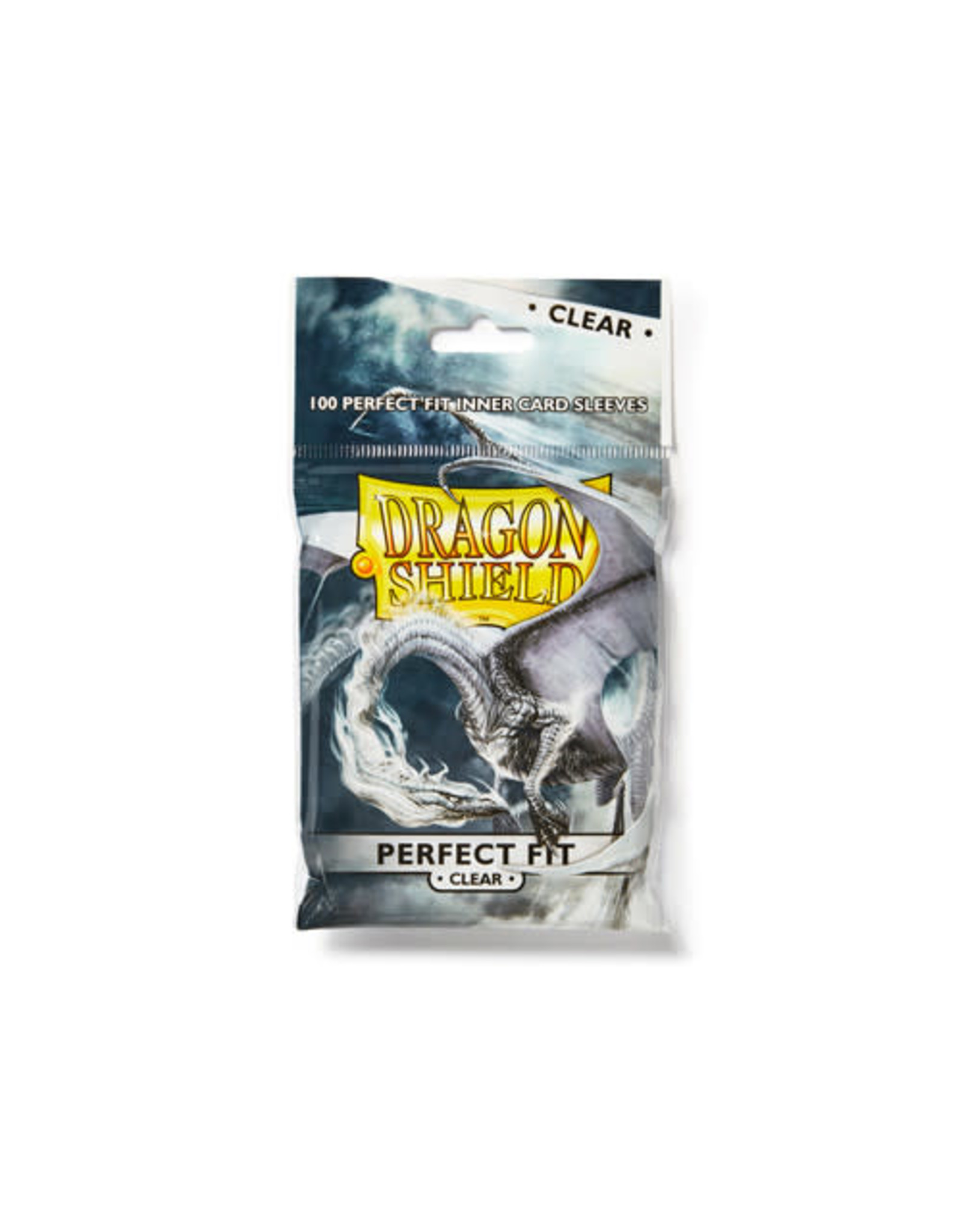 Arcane Tinmen Clear Perfect Fit Toploader 100 Standard