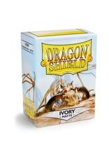 Arcane Tinmen Dragon Shield Ivory Matte 100 Standard