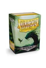 Arcane Tinmen Dragon Shield Emerald Matte 100 Standard