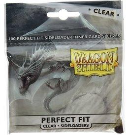 Arcane Tinmen Dragon Shield Clear Perfect Fit Sideloader 100 Standard