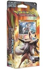 "Pokemon Burning Shadows Theme Deck  ""Rock Steady"" [Lycanroc]"