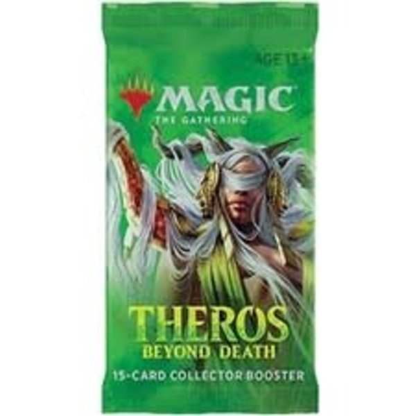 Magic: The Gathering Theros Beyond Death Collector Booster Pack