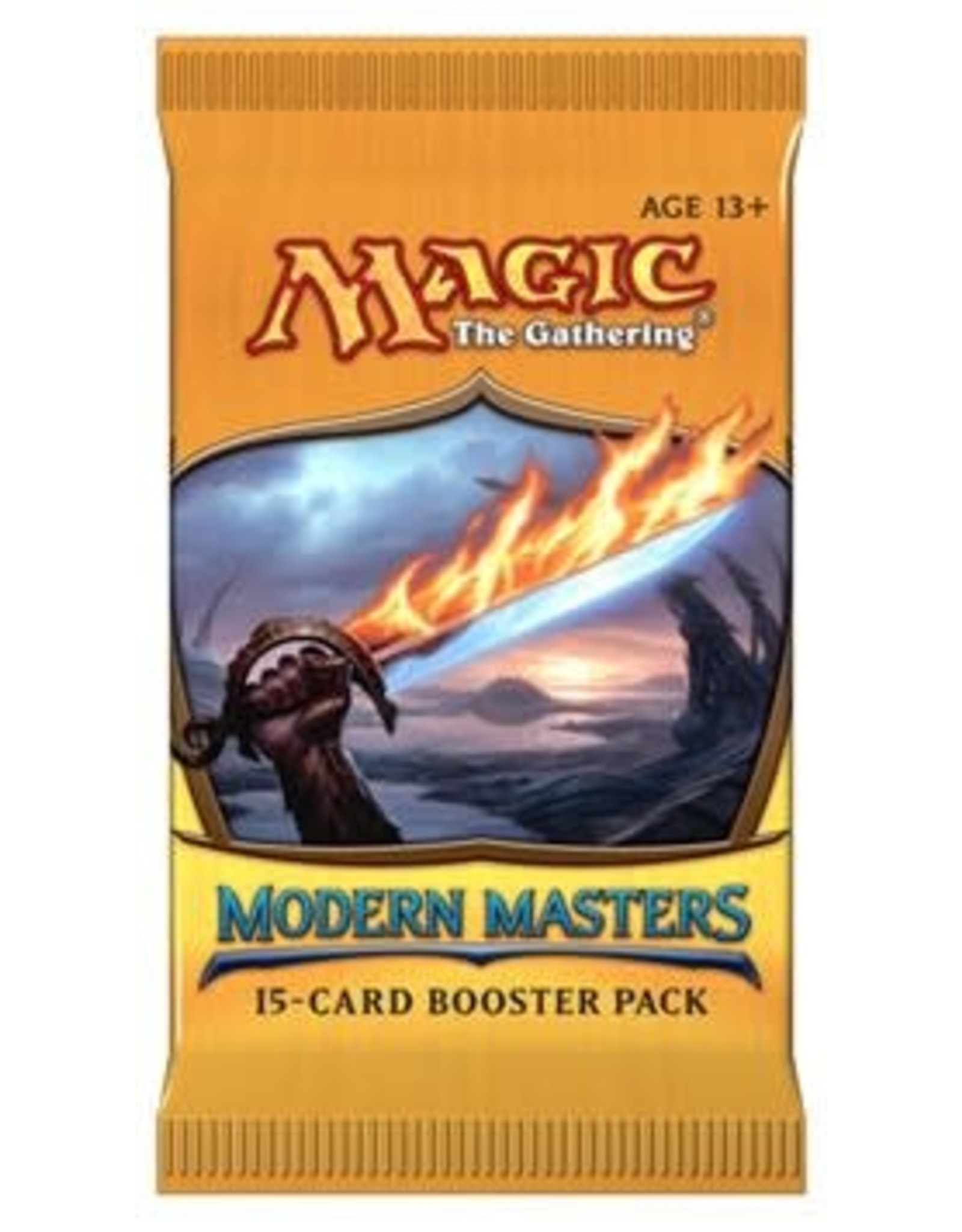 Magic: The Gathering Modern Masters - Booster Pack