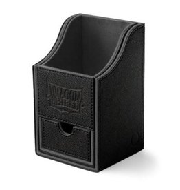 Arcane Tinmen Dragon Shield Nest With Tray 100 Black/Black