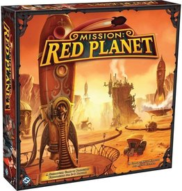 Fantasy Flight Games Mission: Red Planet