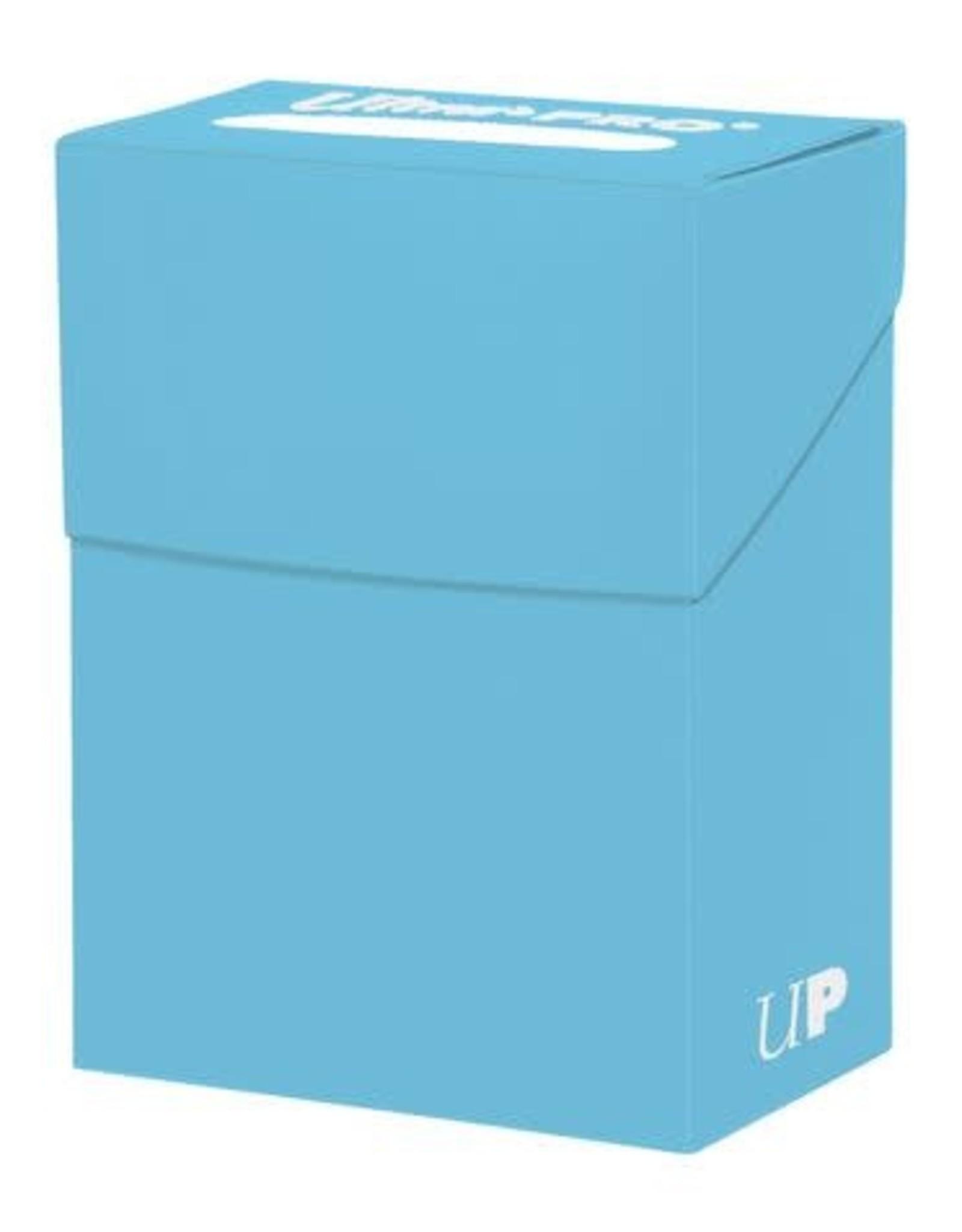 Ultra Pro Deck Box Light Blue