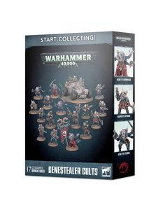 Warhammer 40,000 Start Collecting! Genestealer Cults