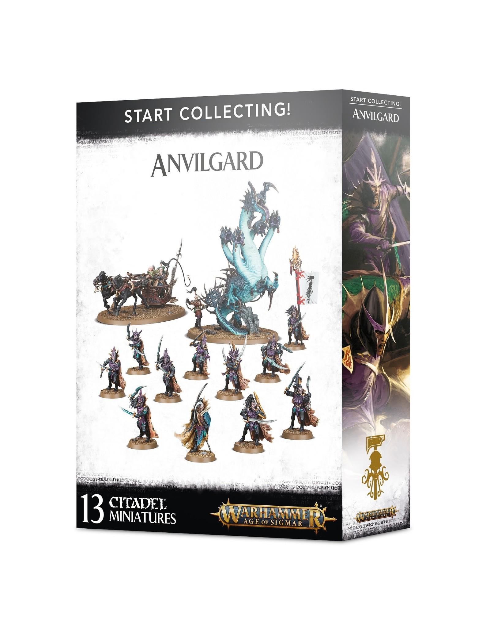 Warhammer Age of Sigmar Start Collecting! Anvilgard