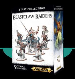 Warhammer Age of Sigmar Start Collecting! Beastclaw Raiders