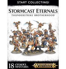 Warhammer Age of Sigmar Start Collecting! Thunderstrike Brotherhood
