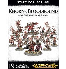 Warhammer Age of Sigmar Start Collecting! Goreblade Warband