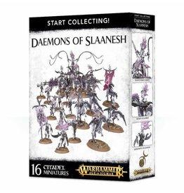 Warhammer Age of Sigmar Start Collecting! Daemons Of Slaanesh