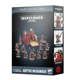 Warhammer 40,000 Start Collecting! Adeptus Mechanicus