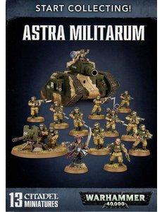 Warhammer 40,000 Start Collecting! Astra Militarum