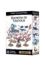 Warhammer Age of Sigmar Start Collecting! Daemons Of Tzeentch